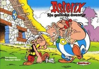 Asterix - Sju galliska äventyr