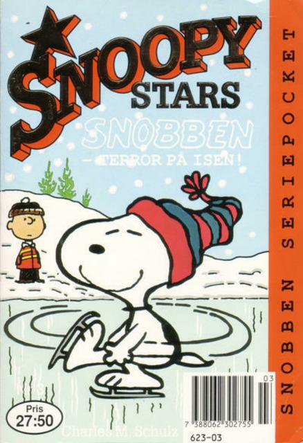 Snobben seriepocket - Snoopy Stars