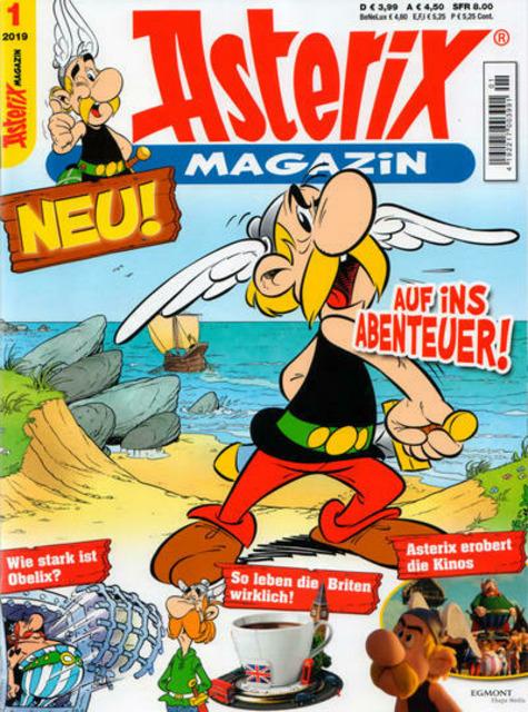 Asterix Magazin