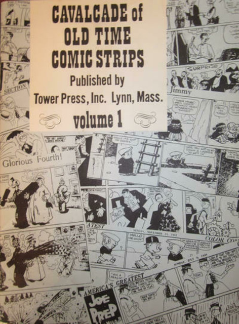 Cavalcade of Old Time Comic Strips