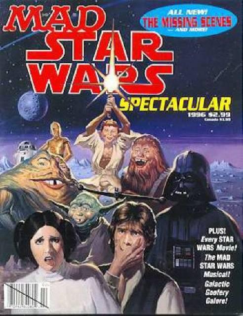 Mad Star Wars Spectacular