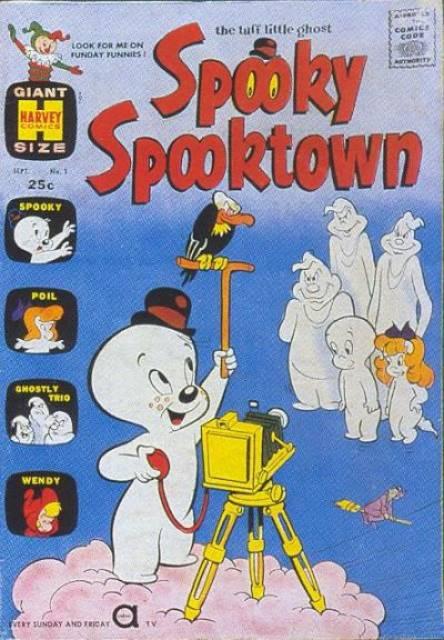 Spooky Spooktown