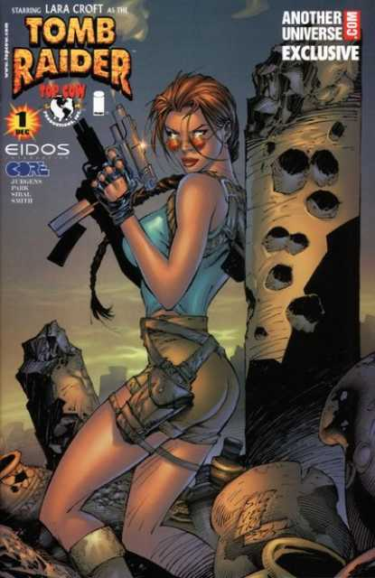 Tomb Raider: The Series