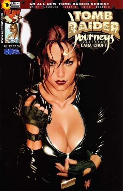 Tomb Raider Journeys
