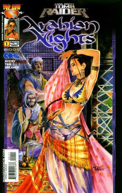 Tomb Raider: Arabian Nights