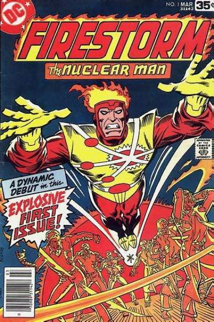 Firestorm, The Nuclear Man