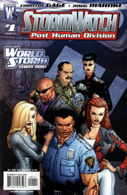 Stormwatch: P.H.D.