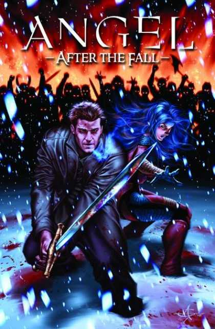 Angel: After the Fall - Volume 3