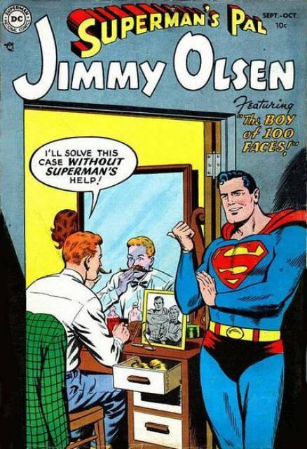 Superman's Pal, Jimmy Olsen