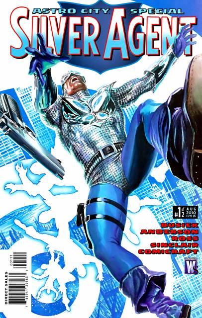 Astro City: Silver Agent