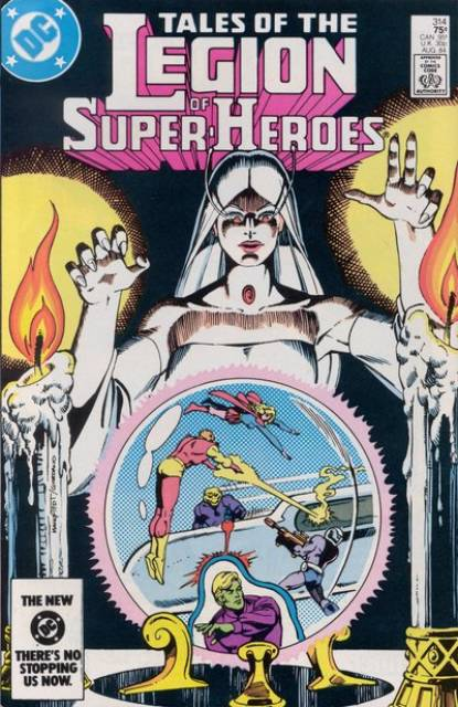Tales of the Legion of Super-Heroes