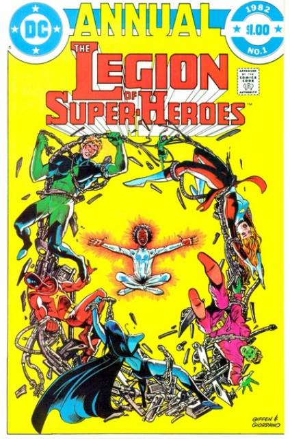Legion of Super-Heroes Annual