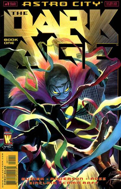 Astro City: The Dark Age Book One