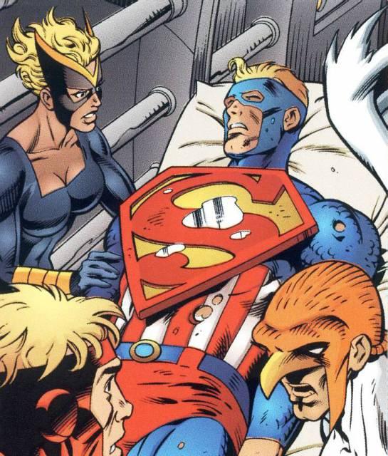 Judgment League: Avengers find Super-Soldier