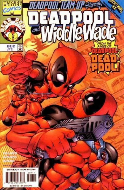 Deadpool & Widdle Wade Team-Up
