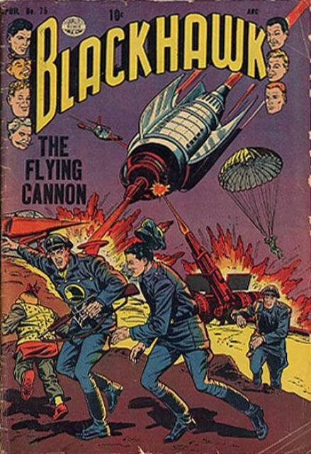 The Flying Cannon