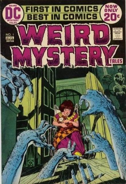 Weird Mystery Tales