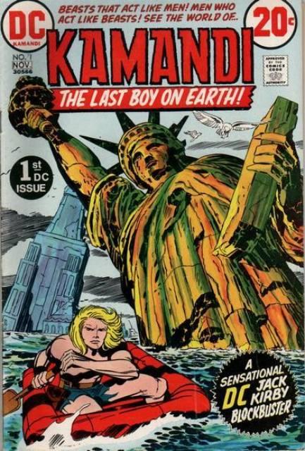 Kamandi, The Last Boy on Earth