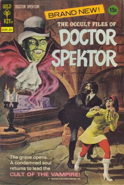 Occult Files Of Dr. Spektor