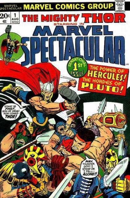 Marvel Spectacular