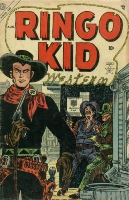 Ringo Kid Western