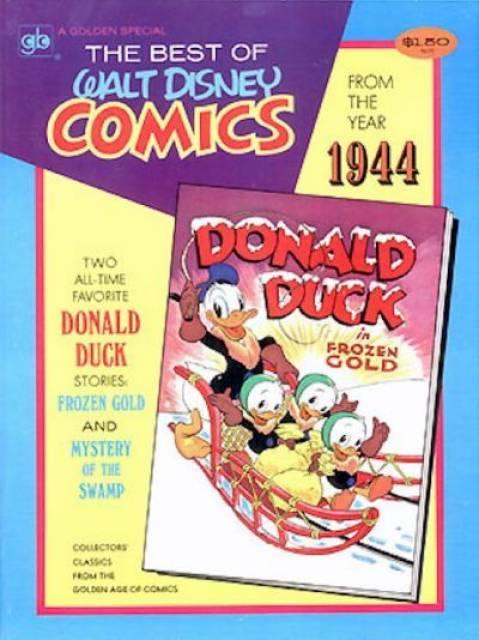 Best of Walt Disney Comics