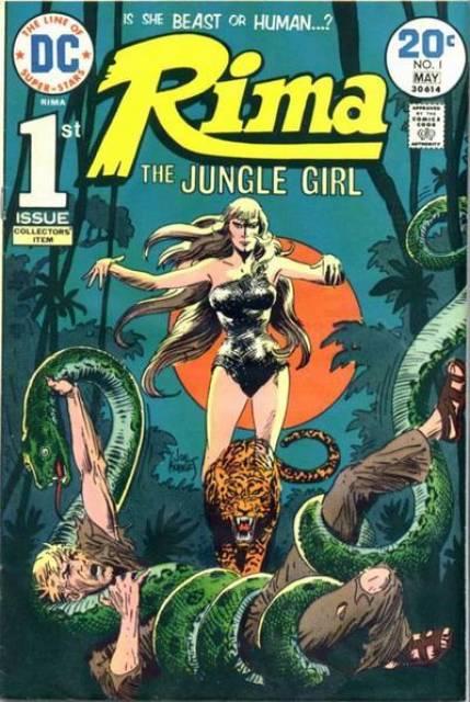 Rima, the Jungle Girl