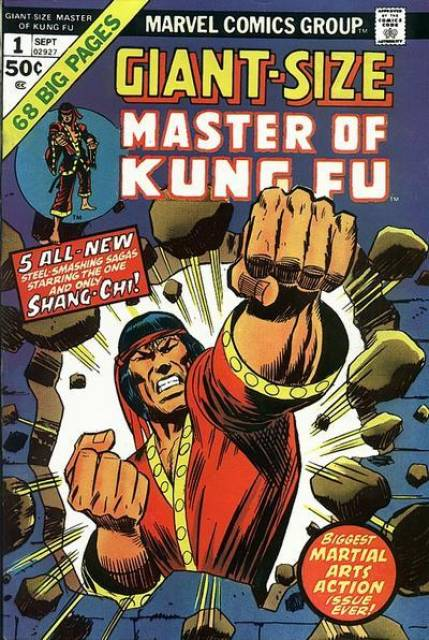 Giant-Size Master of Kung Fu