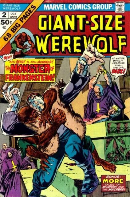 Giant-Size Werewolf
