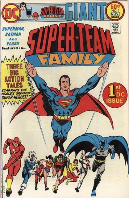 Super-Team Family