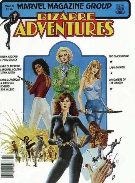 Bizarre Adventures