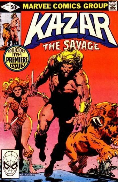 Ka-Zar the Savage