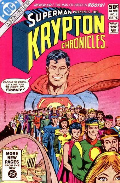 Krypton Chronicles