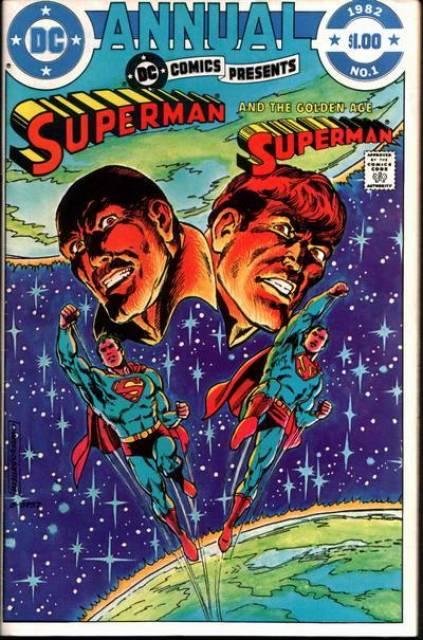 DC Comics Presents Annual