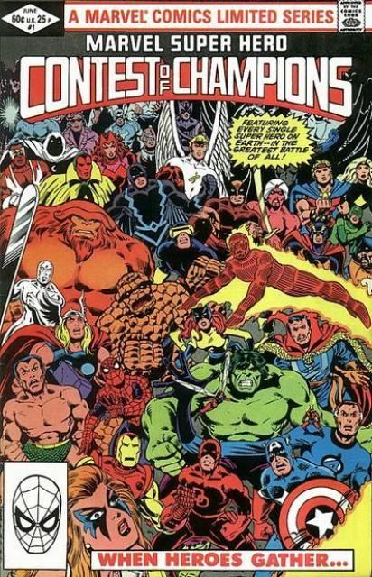 Marvel Super Hero Contest of Champions