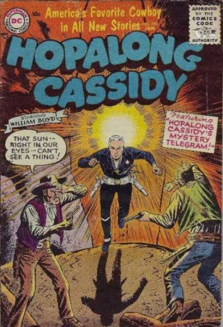 Hopalong Cassidy's Mystery Telegram