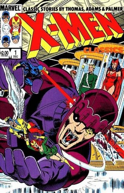 X-Men Classics Starring the X-Men