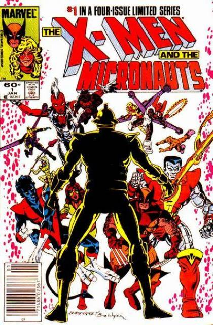 The X-Men and The Micronauts