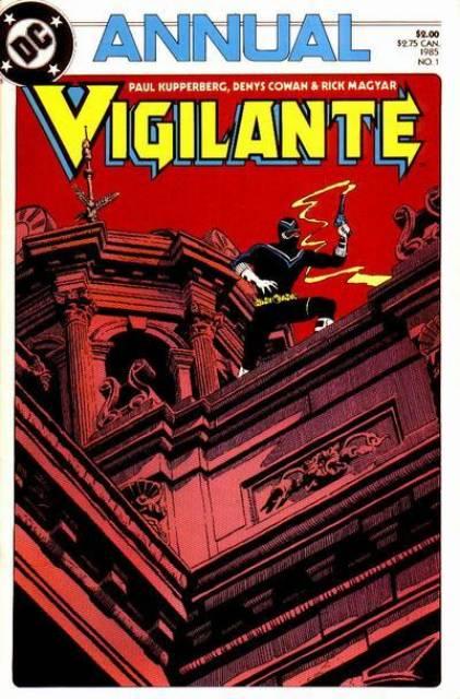 Vigilante Annual