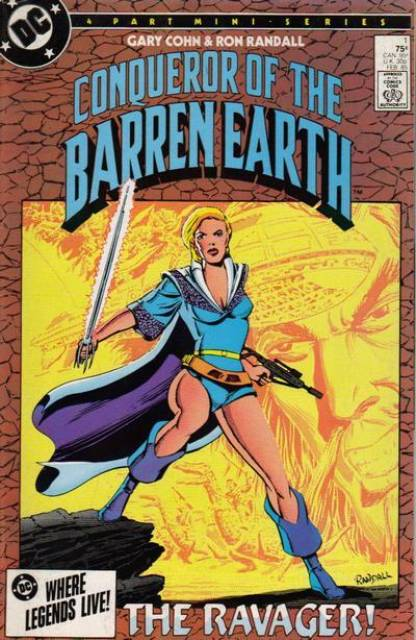 Conqueror of the Barren Earth