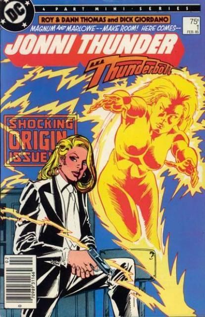 Jonni Thunder