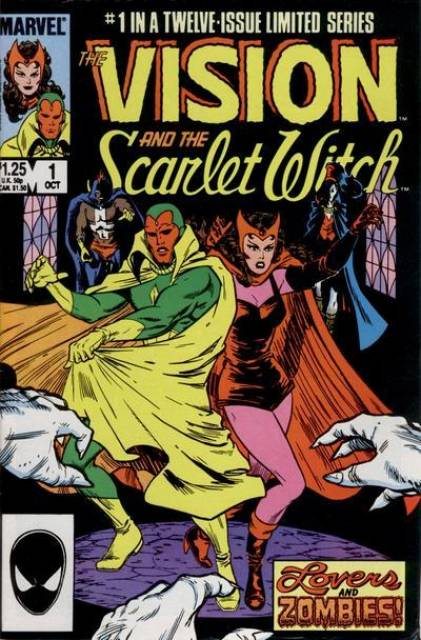 The Vision and the Scarlet Witch