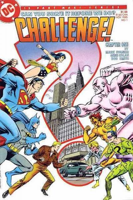 DC Challenge