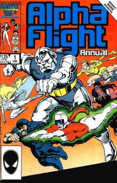 Alpha Flight Annual