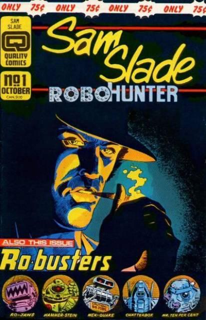 Sam Slade Robo-Hunter