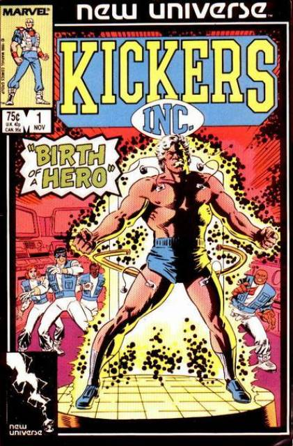 Kickers, Inc.