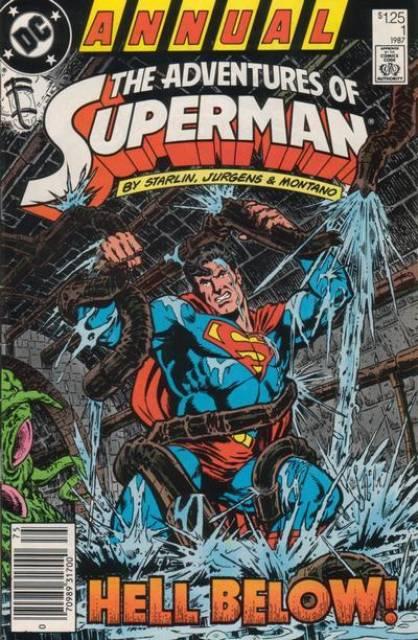 Adventures of Superman Annual