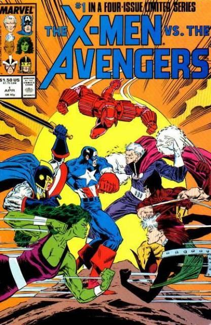 The X-Men vs. The Avengers