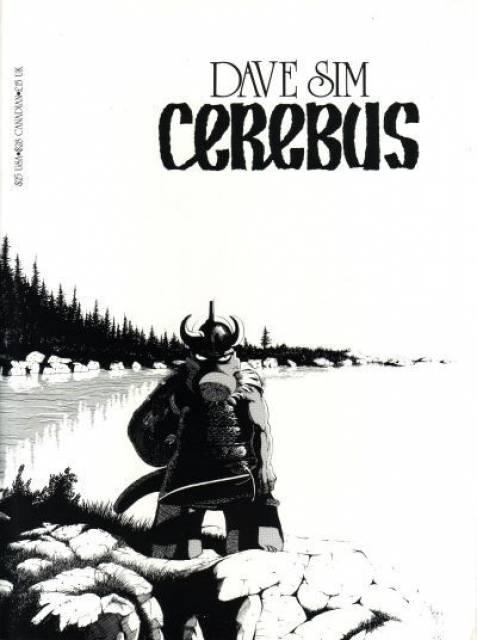 Cerebus Trade Paperbacks