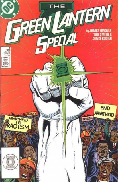 Green Lantern Special